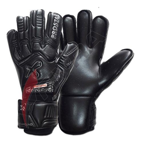 guantes arquero duo around 4mm profesionales prostar fivra