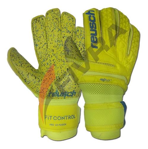 guantes arquero fit control pro g3 fusion pers gratis reusch