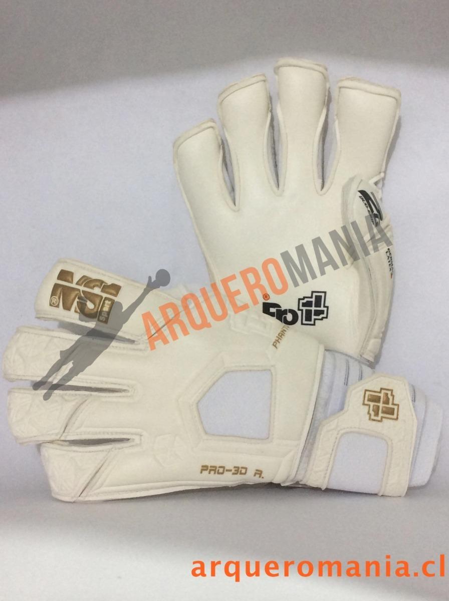 excepcional gama de estilos 50% rebajado famosa marca de diseñador Guantes Arquero Profesional Ms1 Phantom / Arqueromanía
