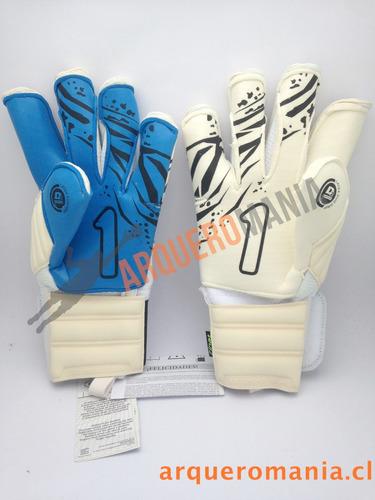 guantes arquero profesional rinat asimetrik / arqueromanía