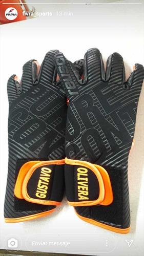 guantes arquero pure contact g3fusion personal gratis reusch
