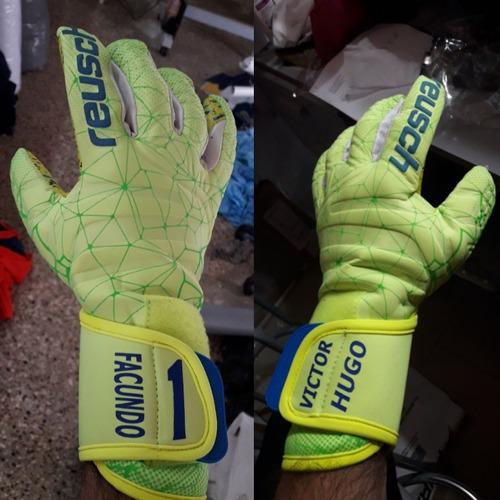guantes arquero pure contact prime g3fusion personali reusch
