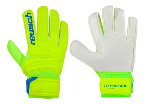 guantes arquero reusch fit control storm 0577