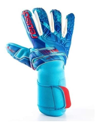 guantes arquero reusch pro ax2 evolution negative armani hydro grip profesionales importados