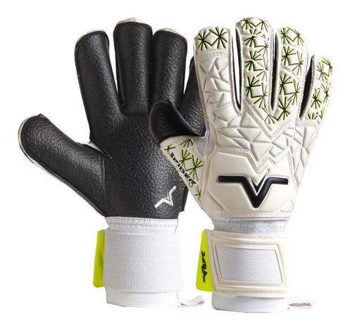 guantes arquero volk futbol vgfc varillas extraibles grip 3+3mm importados adulto