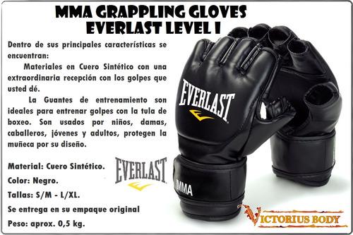 guantes artes marciales