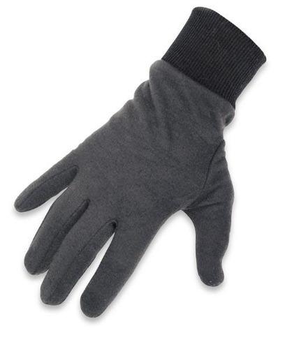 guantes básicos arctiva dri-release negro junior