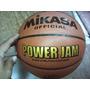 Balon De Basket Mikasa Cuero Sintetico Solobeisbolvzla