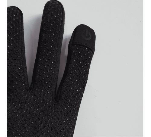 guantes black rock stretch antideslizante tactil celular