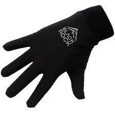 guantes black rock trailrunnuing unisex outdoor con d- touch