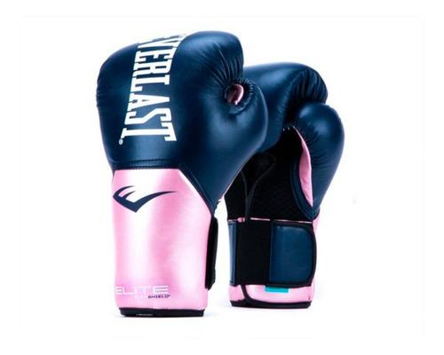 guantes boxeo 14 oz everlast elite entrenamiento saco tula
