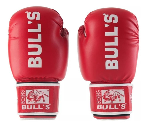 guantes boxeo bulls profesionales kick boxing box 8 10 12 14 16 oz
