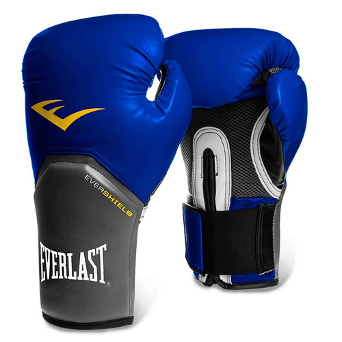 guantes boxeo pro style elite  everlast+vendas-boxing club