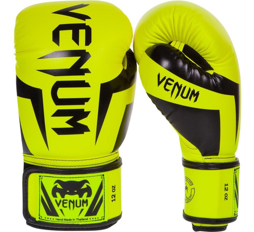 guantes boxeo profesional venun everlast elite mma 12 onzas