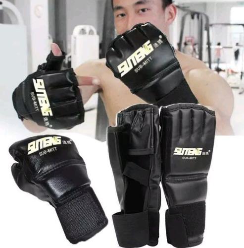 guantes boxeo saco de arena ufc entrenamiento acolchados gym