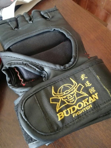 guantes budokan sin uso
