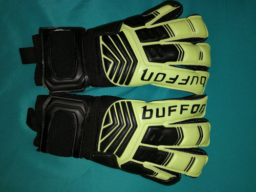 guantes buffon raptor profesionales 4 mm talla 9