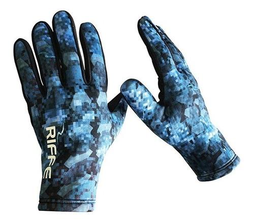 guantes camo riffe
