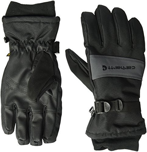 guantes carhartt men's w.p. waterproof insulated work glove,