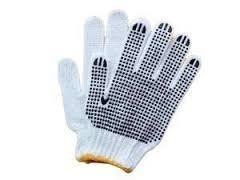 guantes carolina con puntos pvc