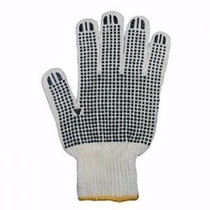 guantes carolina de puntos pvc