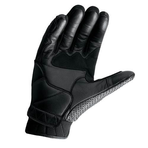 guantes castle streetwear axis negro 2xl