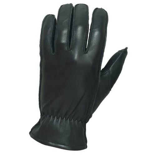 guantes castle streetwear cuero  estándar mujer lg