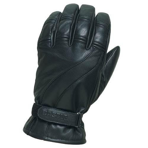guantes castle streetwear de media temporada negros xl
