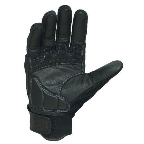 guantes castle streetwear sport malla negro xl