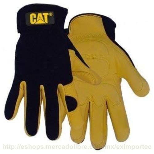 guantes caterpillar