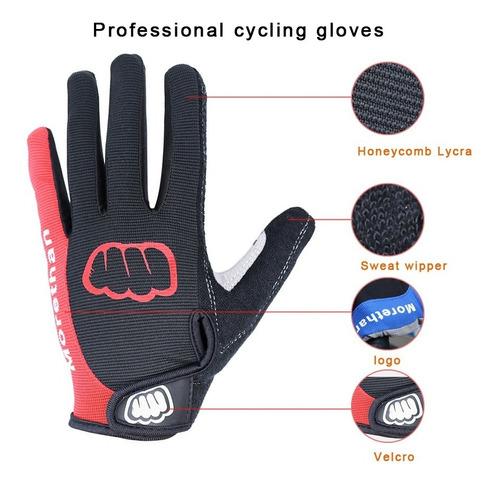 guantes ciclismo bicicleta