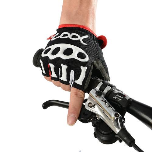 guantes ciclismo bicicleta fitness