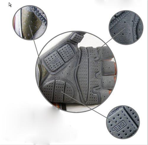 guantes ciclismo con gel protector. pearl izumi - importados