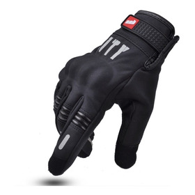 Guantes City Impermeable Con Tactil Para Moto