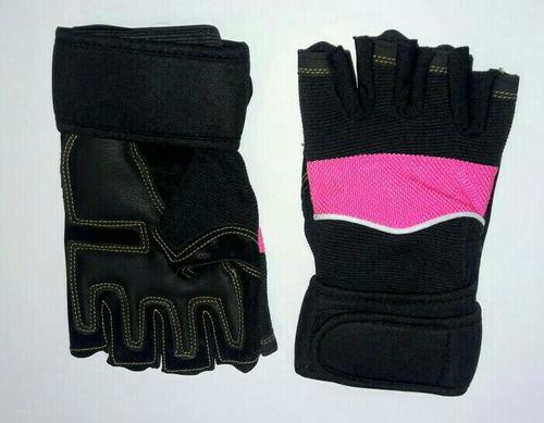 guantes con muñequera  gym crossfit  pesas  - envió gratis -