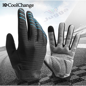 Guantes Coolchange Ciclismo Mtb Tactil + Obsequio