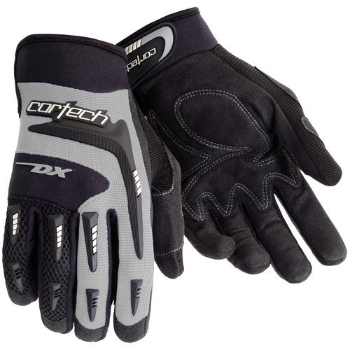 guantes cortech dx 2 plata sm p/mujer
