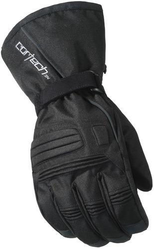 guantes cortech journey 2.1 p/motonieve negro 2xl