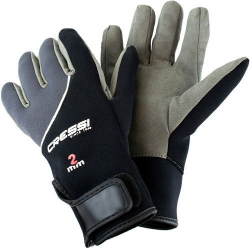 guantes cressi tropical buceo pesca neopreno 2mm