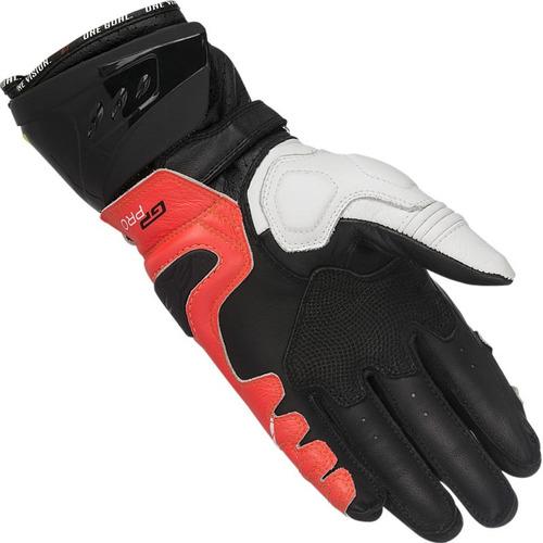 guantes cuero moto alpinestars gp pro r2 2018 caña no icon