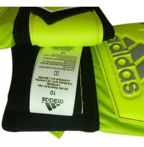 guantes de arquero adidas ace training original