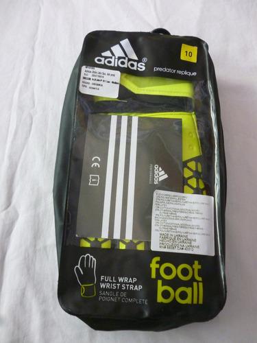 guantes de arquero adidas ace training original