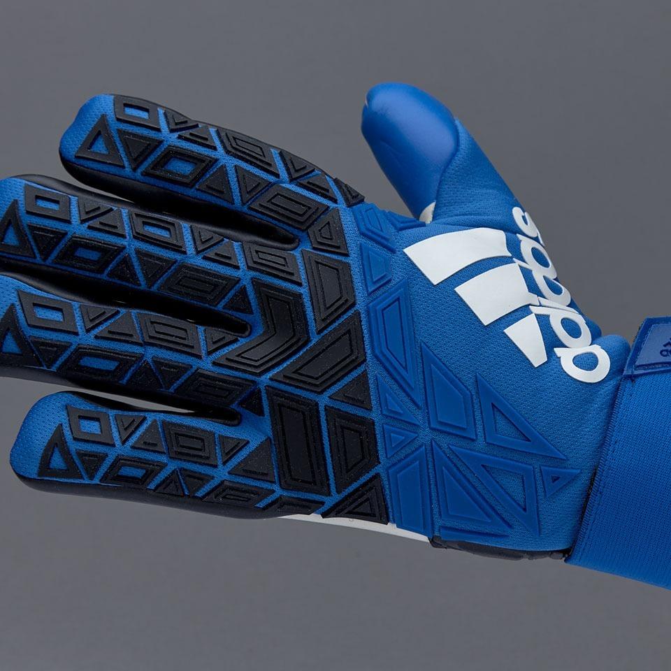 info for 55d34 bff5a Guantes De Arquero adidas Ace Transition Pro Blue Core