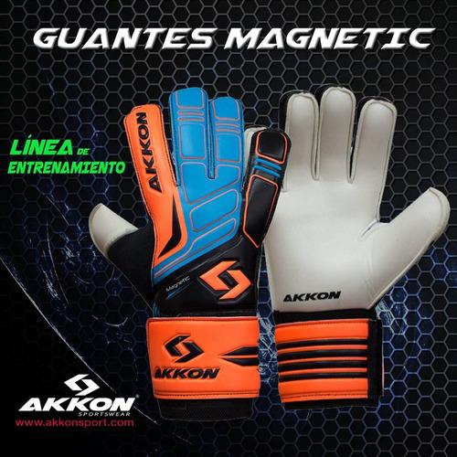 guantes de arquero akkon 8 - 9 - 10