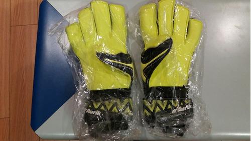 guantes de arquero con protecciones para dedos