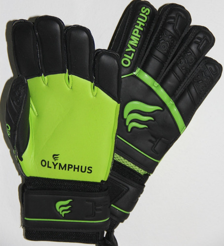 guantes de arquero férula olymphus new rio varios colores