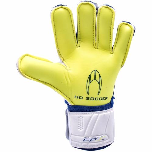 guantes de arquero ho soccer basic protek - solo talla 6