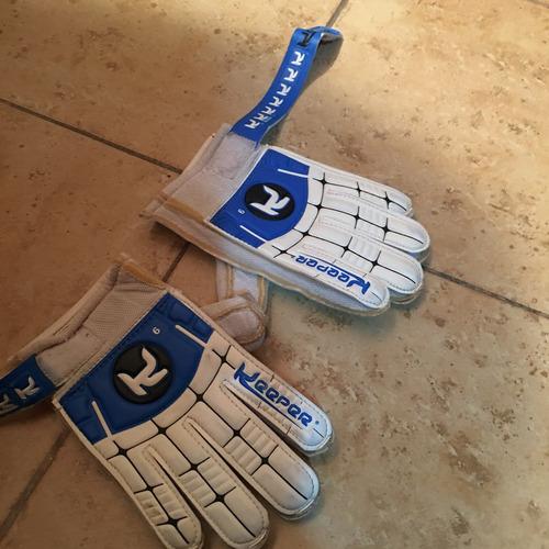 guantes de arquero nro 6