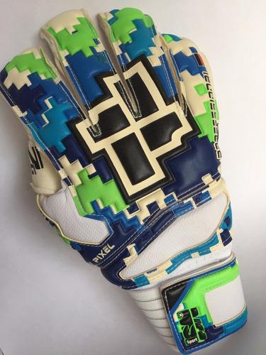 guantes de arquero para niños ms1 new pixel  / arqueromanía