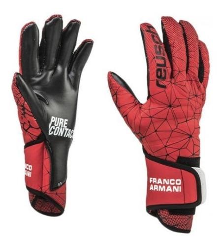 guantes de arquero profesionales reusch franco armani